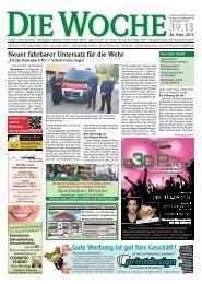 Ausgabe 39/13 - Redaktion + Verlag