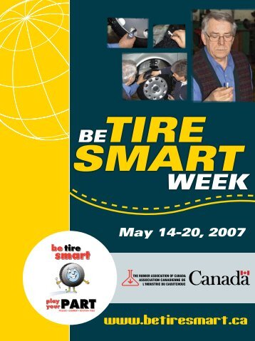 Tire Smart - Saskatchewan Scrap Tire