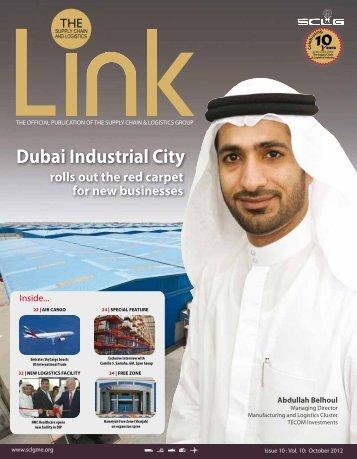 Link Magazine October 2012 - SCLG
