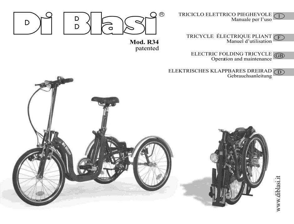 Bici Pieghevole Di Blasi.10 Free Magazines From Diblasi It
