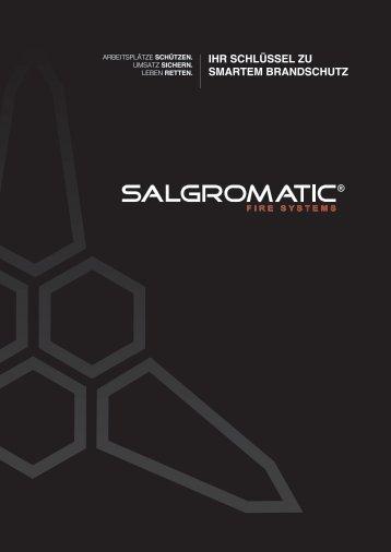 Salgromatic Broschüre Allgemein