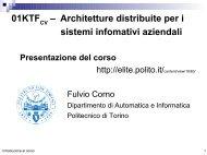 01KTF - Politecnico di Torino
