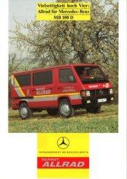 Page 1 Benz Mercedes www. e für Allrad W r Vielseitigkeit hoch ...