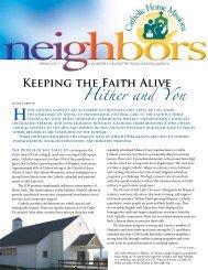 Keeping the Faith Alive - United States Conference of Catholic ...