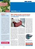 Ausgabe Mai 2010 (PDF) - Gebr. Wachs GmbH & Co. KG - Page 6