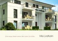 Broschüre (PDF) - Villa Lindholm