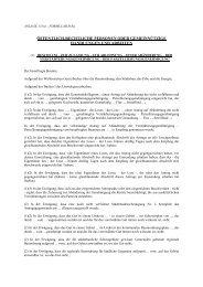 öffentlich-rechtliche personen oder gemeinnützige handlungen und ...