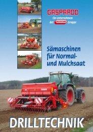 und Mulchsaat - Maschio Deutschland GmbH