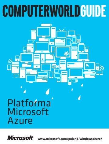 Platforma Microsoft Azure - BCPGuide