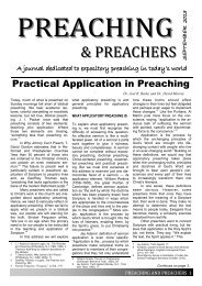Preaching and Pastoring - September 2013 - Grace Ministers ...