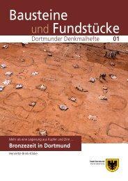 und Fundstücke Bausteine - Dortmund