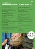 GRASGRÜN 2013 - Boerner PR Meiningen - Page 5