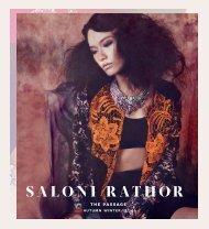 Download full lookbook - Saloni Rathor