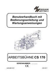 Bedienungsanleitung CS170 - MH-IDEAL GmbH