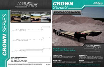 4 Gooseneck S les - Load King Trailers