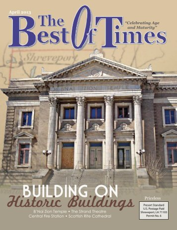 Building on Historic Buildings - The Best of Times