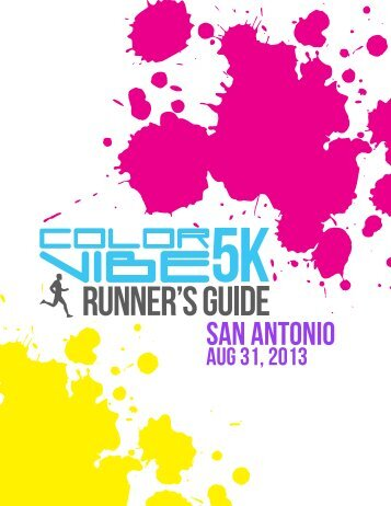 download runners guide - Color Vibe