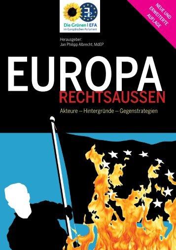 Europa Rechtsaußen. Akteure – Hintergründe – Gegenstrategien
