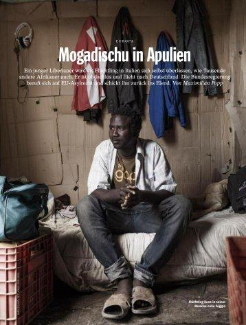 Mogadischu in Apulien
