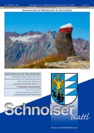 PDF-Download 2 MB - Schnolserblattl