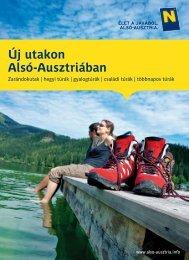 Download Alsó-Ausztria Túratérképe