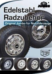 Radzubehörprospekt - Jumbo-Fischer