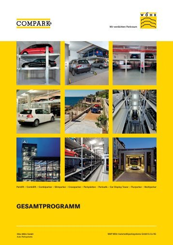 Parklift - COMPARK AG