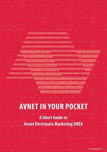 AVNET Pocket Guide - Silica