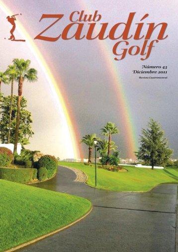 ZAUDIN N43 V7.indd - Club Zaudin Golf Sevilla