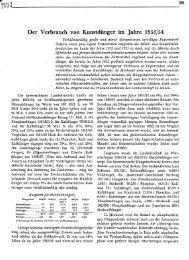 Der Verbrauch von Kunstdünger im Jahre 1953/54 - Wifo