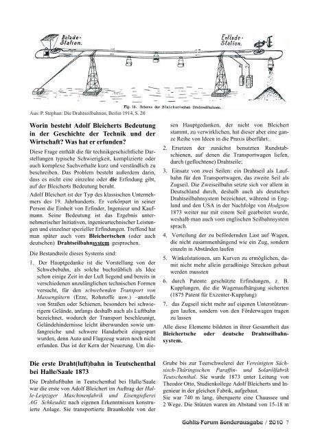Gohlis Forum - t & Co. Leipzig - Bürgerverein Gohlis eV