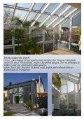 """Prospekt """"Träume aus Glas"""" - Wintergarten Schlenz - Seite 7"""