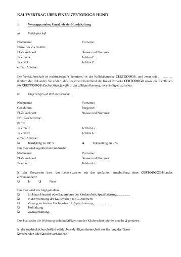 Allgemeiner Kaufvertrag Pdf Vorlage - Kostenlos Runterladen