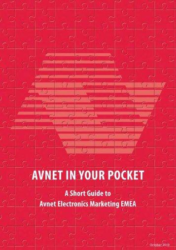 AVNET Pocket Guide - Avnet Memec