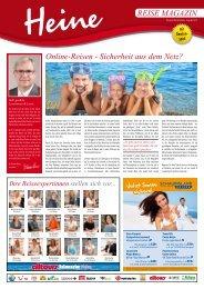 Reise Magazin Ausgabe 01/13 - alltours Reisecenter Heine im