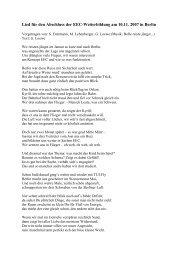 Das Lied der Sterne des Südens - Early Excellence