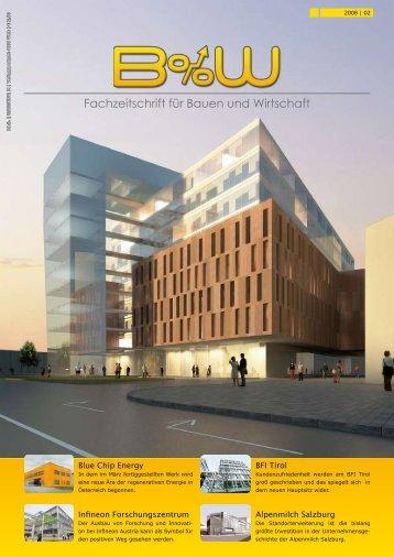 Fachzeitschrift für Bauen und Wirtschaft - Ausdruck