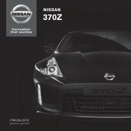 Preise - Nissan