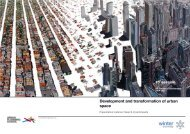 Development and transformation of urban space 15 ... - IESL - STBA