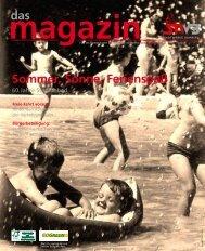 Kundenmagazin Sommer 2013 - Stadtwerke Bamberg