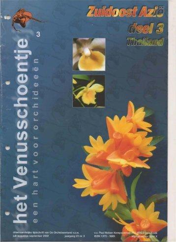 2002 - 3 - Orchideeën Vereniging Vlaanderen
