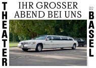 Theater Basel | IHR GROSSER ABEND BEI UNS - Pro Innerstadt ...