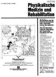 Gesamte Ausgabe runterladen - Zentralverband der Ärzte für ...