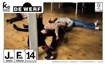 Brochure Jan-Feb-2014 - De Werf