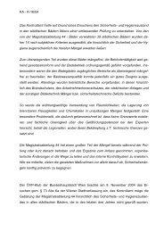 Bericht des Wiener Kontrollamtes - Kontrollamt der Stadt Wien