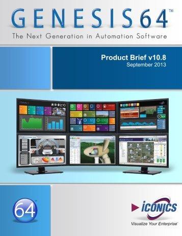 GENESIS64 Product Brief.pdf - Iconics
