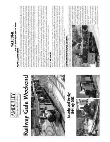 here - Amberley Narrow Gauge Railway