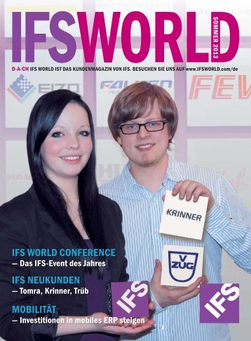 IFS World Magazin - 2013