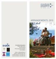 ArrAngements 2013 - Über Hotelwebservice