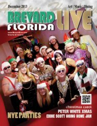 Current Issue - Brevard Live